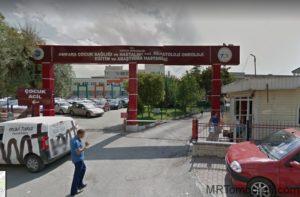 Ankara Çocuk Hematoloji Ve Onkoloji Hastanesi