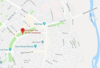 Diyarbakır Sur Devlet Hastanesi