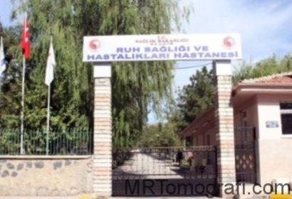 Elazığ Ruh Sağlıgı Ve Hastalıkları Hastanesi