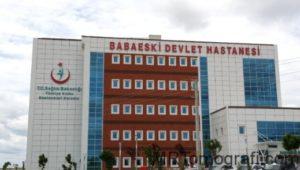 Kırklareli Babaeski Devlet Hastanesi