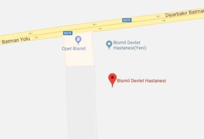 Diyarbakır Bismil Devlet Hastanesi