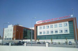 Şereflikoçhisar Devlet Hastanesi