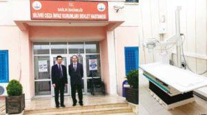 İstanbul Silivri Ceza İnfaz Kurumu Devlet Hastanesi