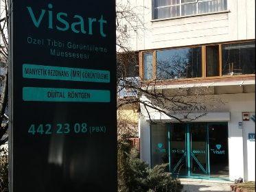 Visart Tibbi Görüntüleme Merkezi