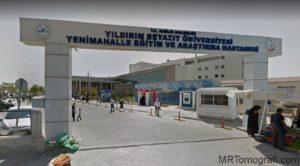 Yenimahalle Eğitim ve Araştırma Hastanesi