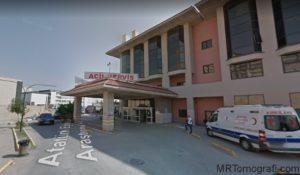 Ankara Atatürk Eğitim Ve Araştırma Hastanesi