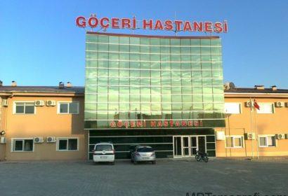 Adıyaman Kahta Göçeri İlçe Devlet Hastanesi