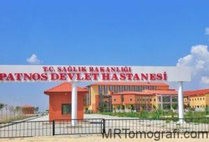Ağrı Patnos Devlet Hastanesi