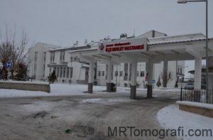Gümüşhacıköy Devlet Hastanesi