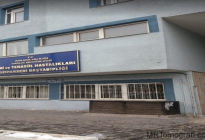 Ankara Deri Ve Tenasül Hastalıkları Dispanseri