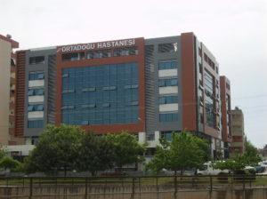 Özel Ortadoğu Tıp Merkezi