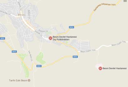Adıyaman Besni Devlet Hastanesi