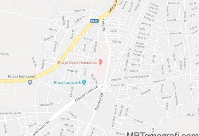 Adana Kozan Devlet Hastanesi