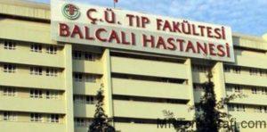 ÇÜ Tıp Fakültesi Balcalı Hastanesi