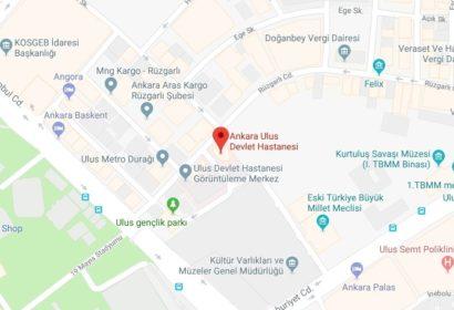 Ankara Ulus Devlet Hastanesi