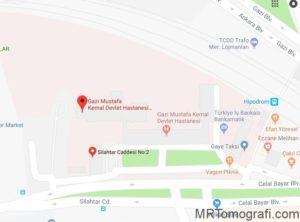 Ankara Gazi Mustafa Kemal Devlet Hastanesi