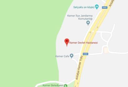 Antalya Kemer Devlet Hastanesi