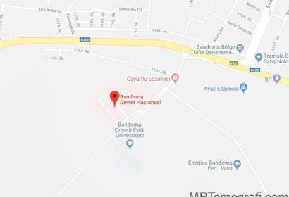 Balıkesir Bandırma Devlet Hastanesi