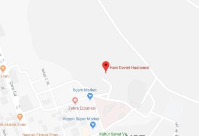 Diyarbakır Hani İlçe Devlet Hastanesi