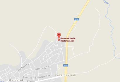 Sivas Gemerek İlçe Devlet Hastanesi