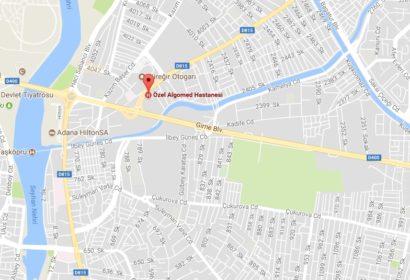 Algomed Hastanesi Görüntüleme ve Tanı Bölümü