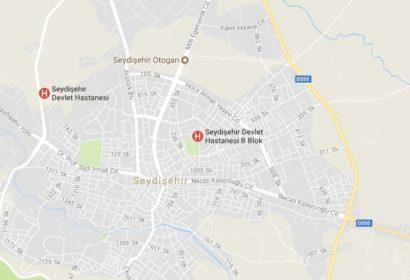 Konya Seydişehir Devlet Hastanesi